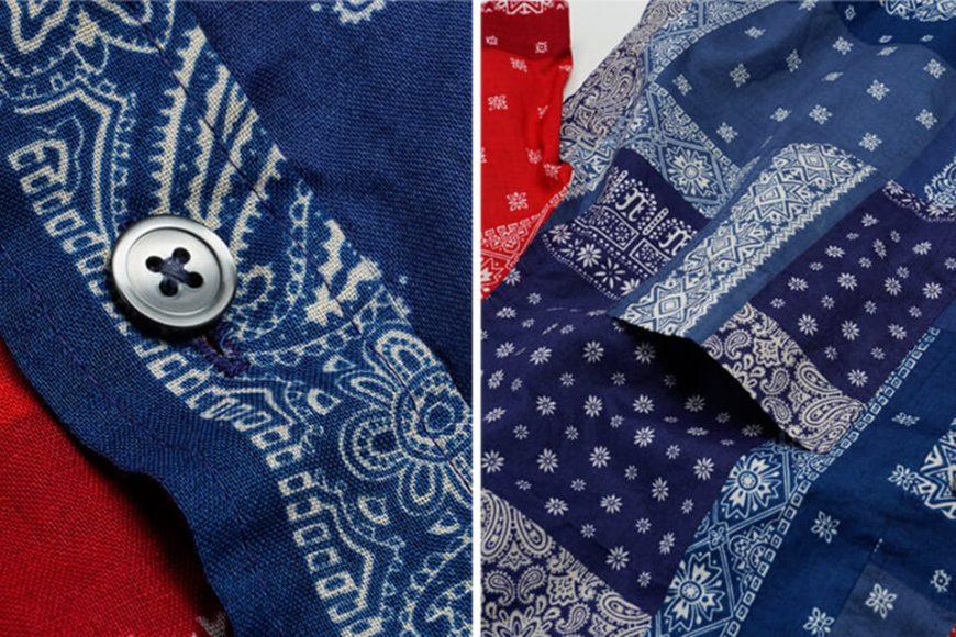 FrizmWORKS 19 SS Bandana Half Shirt (7)
