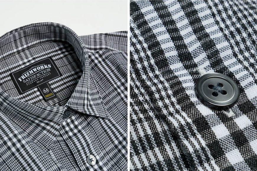 FrizmWORKS 19 SS Mild Check Shirt (11)