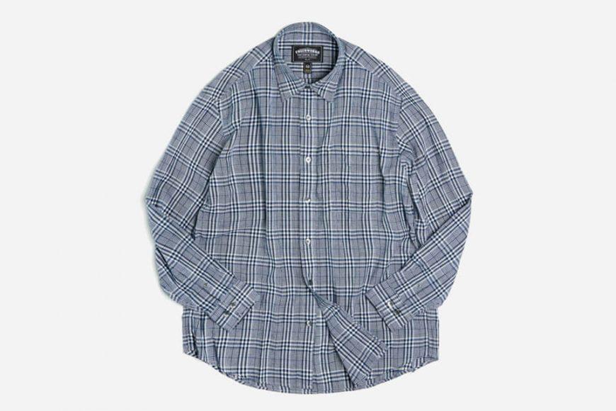 FrizmWORKS 19 SS Mild Check Shirt (12)