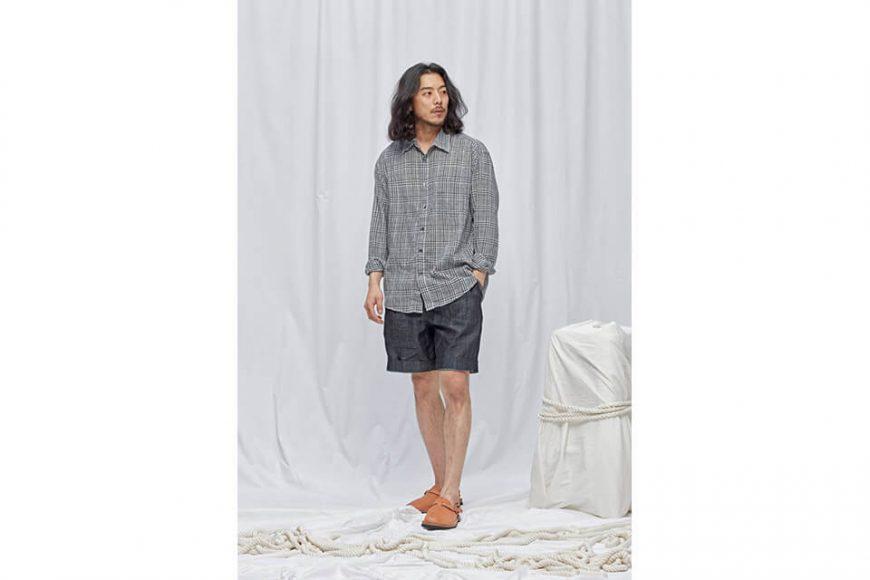 FrizmWORKS 19 SS Mild Check Shirt (2)