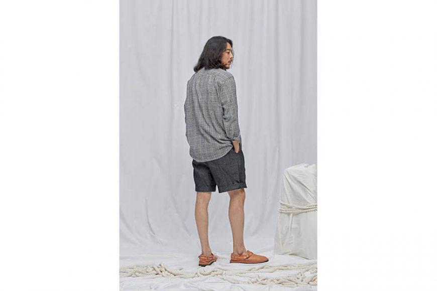 FrizmWORKS 19 SS Mild Check Shirt (3)
