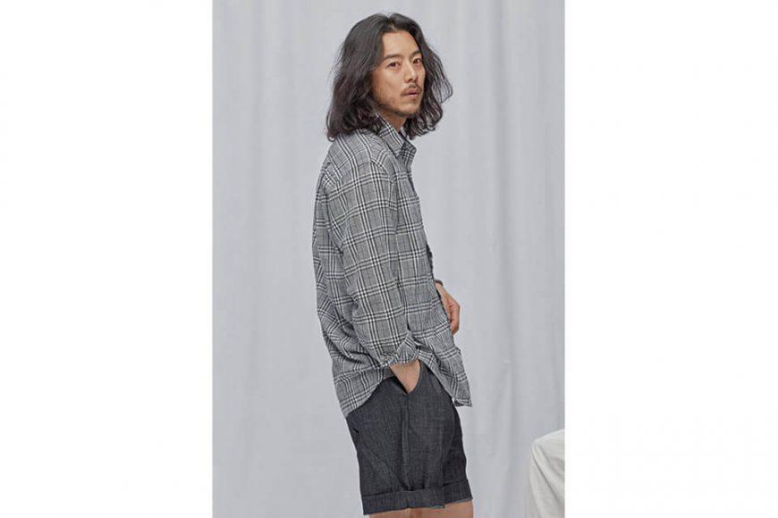 FrizmWORKS 19 SS Mild Check Shirt (4)