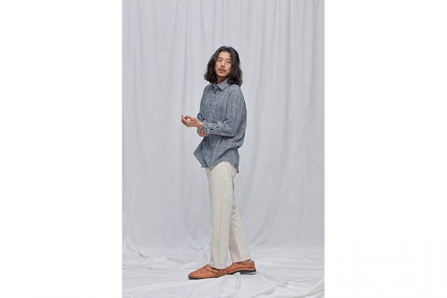 FrizmWORKS 19 SS Mild Check Shirt (5)
