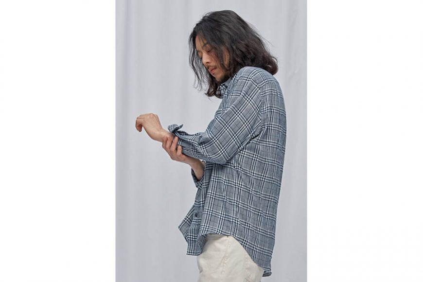 FrizmWORKS 19 SS Mild Check Shirt (7)