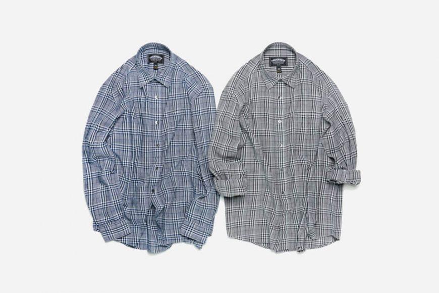 FrizmWORKS 19 SS Mild Check Shirt (8)