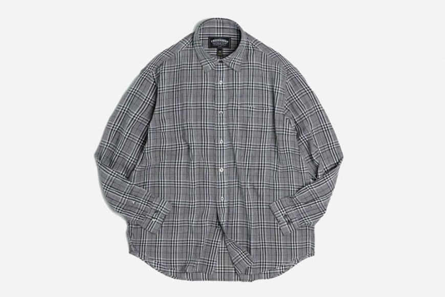 FrizmWORKS 19 SS Mild Check Shirt (9)