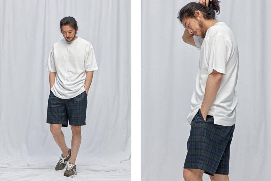 FrizmWORKS 19 SS Variation Check Short Pants (0)