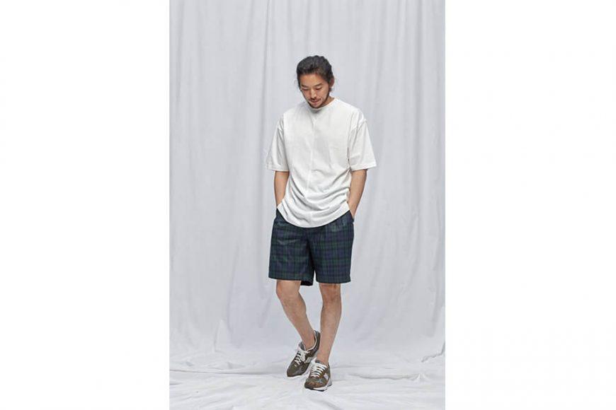FrizmWORKS 19 SS Variation Check Short Pants (1)