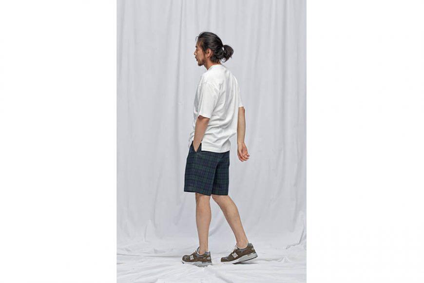 FrizmWORKS 19 SS Variation Check Short Pants (3)