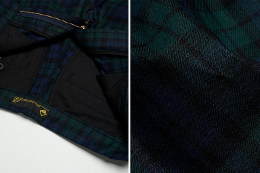 FrizmWORKS 19 SS Variation Check Short Pants (8)