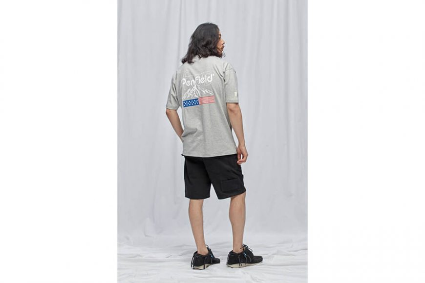 FrizmWORKS x PENFIELD 19 SS Mountain Pocket Tee (10)