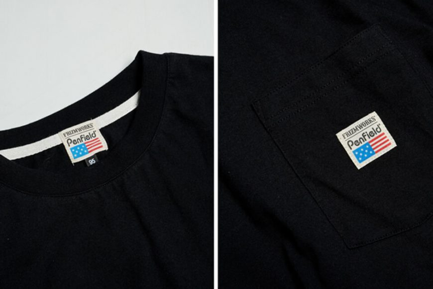 FrizmWORKS x PENFIELD 19 SS Mountain Pocket Tee (13)