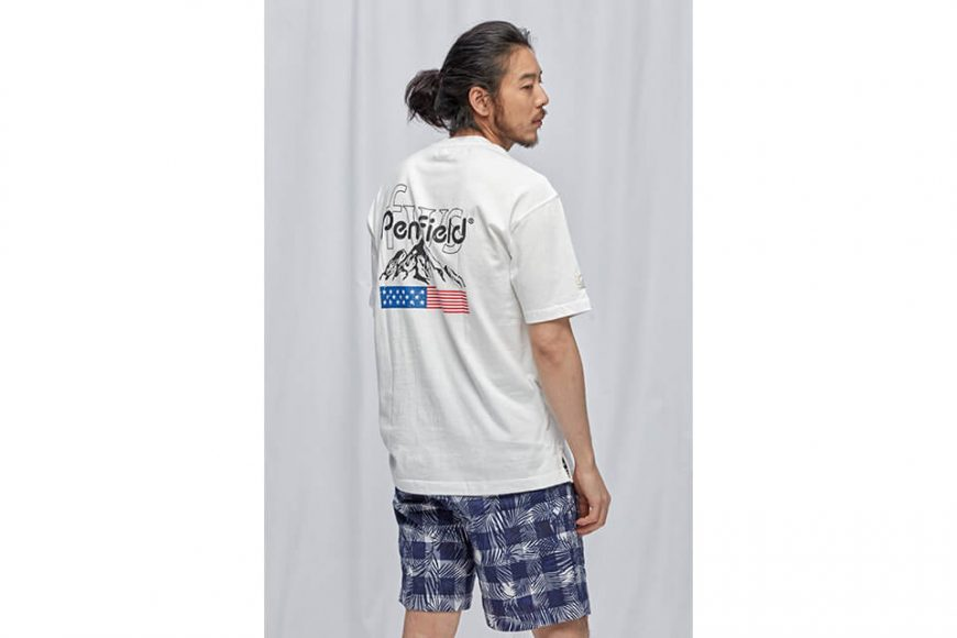 FrizmWORKS x PENFIELD 19 SS Mountain Pocket Tee (8)