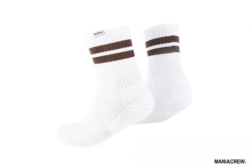 MANIA 19 SS Stripe Socks (6)