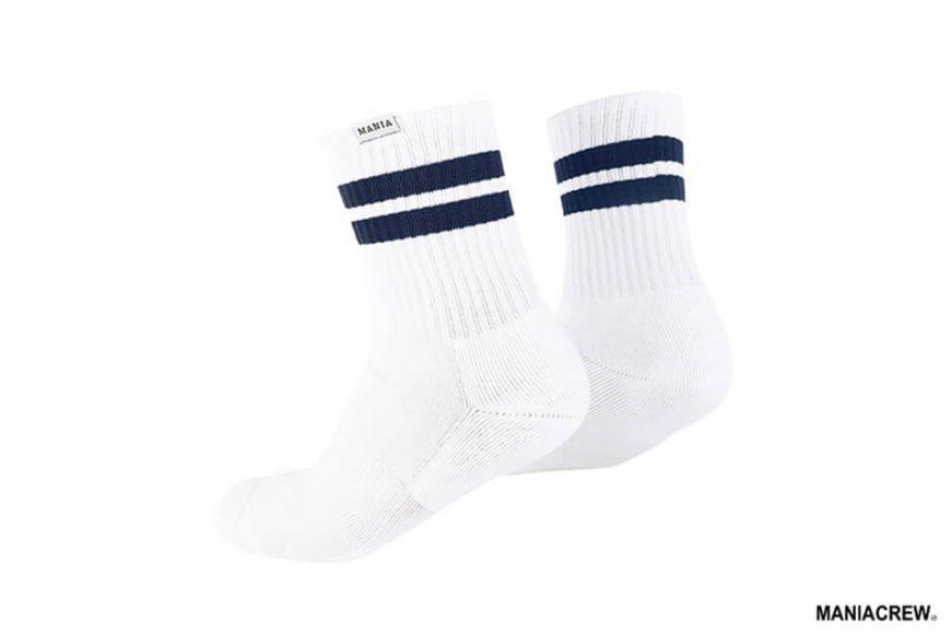 MANIA 19 SS Stripe Socks (7)