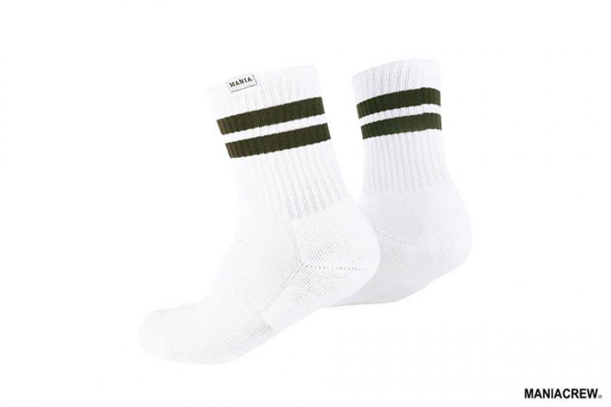 MANIA 19 SS Stripe Socks (8)