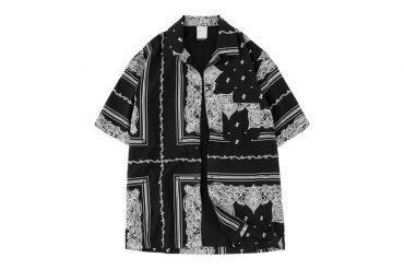NEXHYPE 19 SS SLF Paisley Pattern Shirt (5)