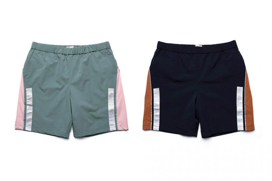 OVKLAB 19 SS Stitching Shorts (1)