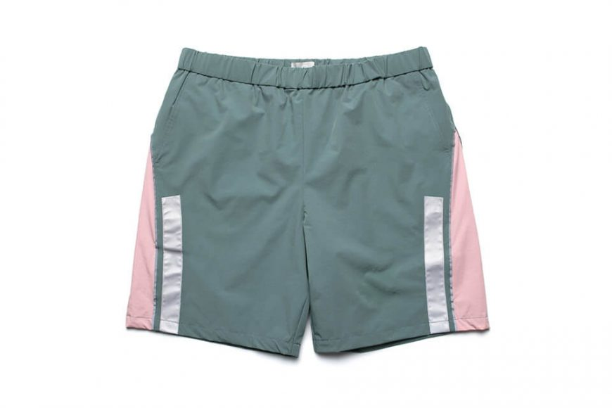 OVKLAB 19 SS Stitching Shorts (2)