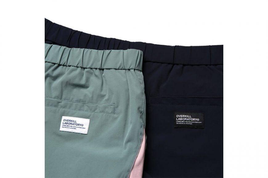 OVKLAB 19 SS Stitching Shorts (8)