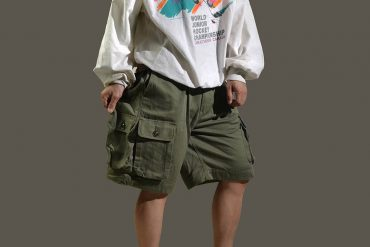 S.h.owin 19 SS S.h.owin Cargo Shorts (1)