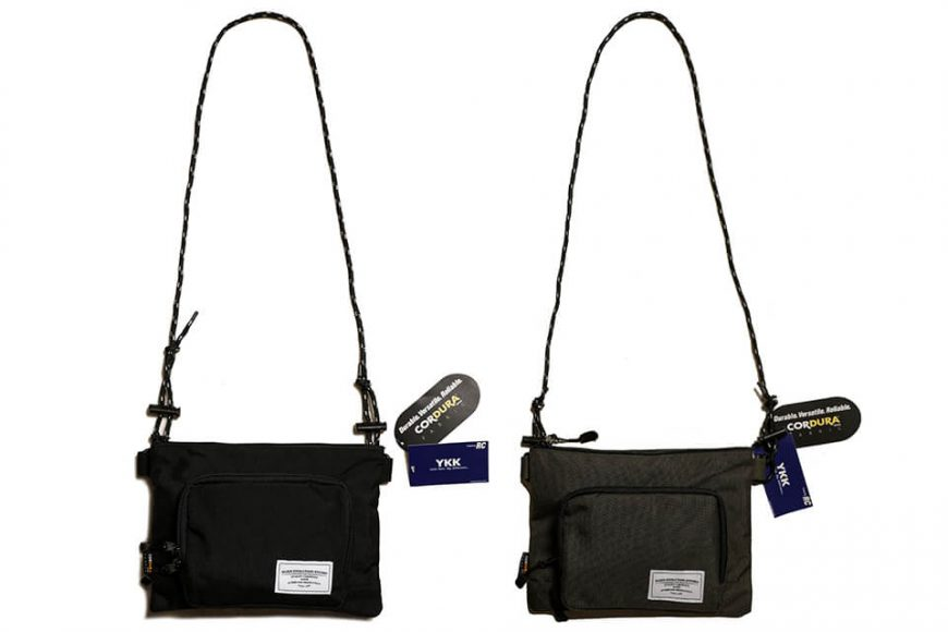 AES 19 SS CORDURA Military Small Shoulder Bag (3)