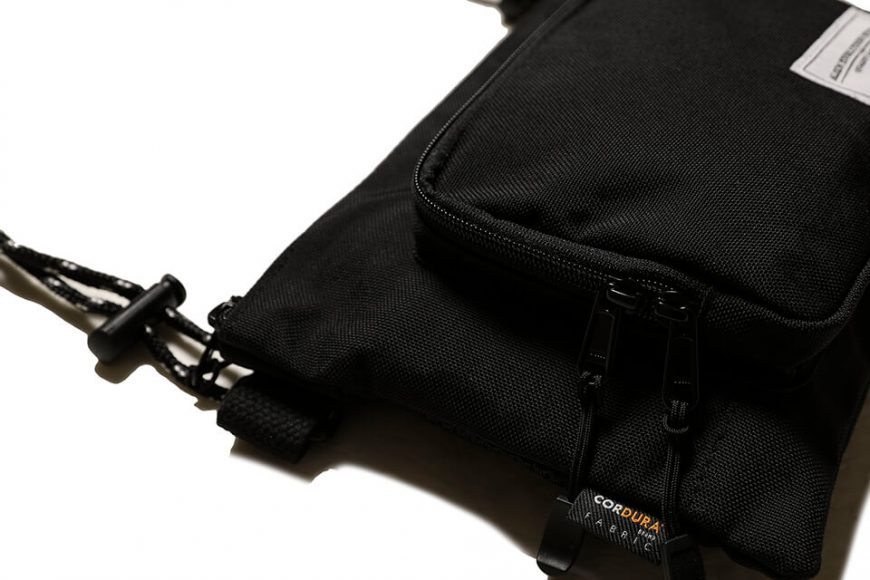 AES 19 SS CORDURA Military Small Shoulder Bag (7)