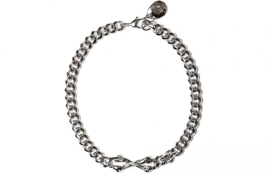 AES 19 SS Cross Bone Necklace (1)