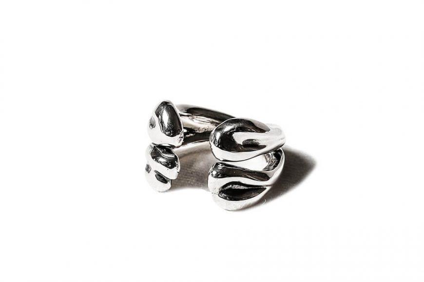 AES 19 SS Cross Bone Ring (1)