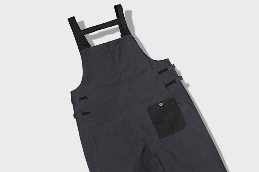 B-SIDE 19 SS Military Overalls (10)