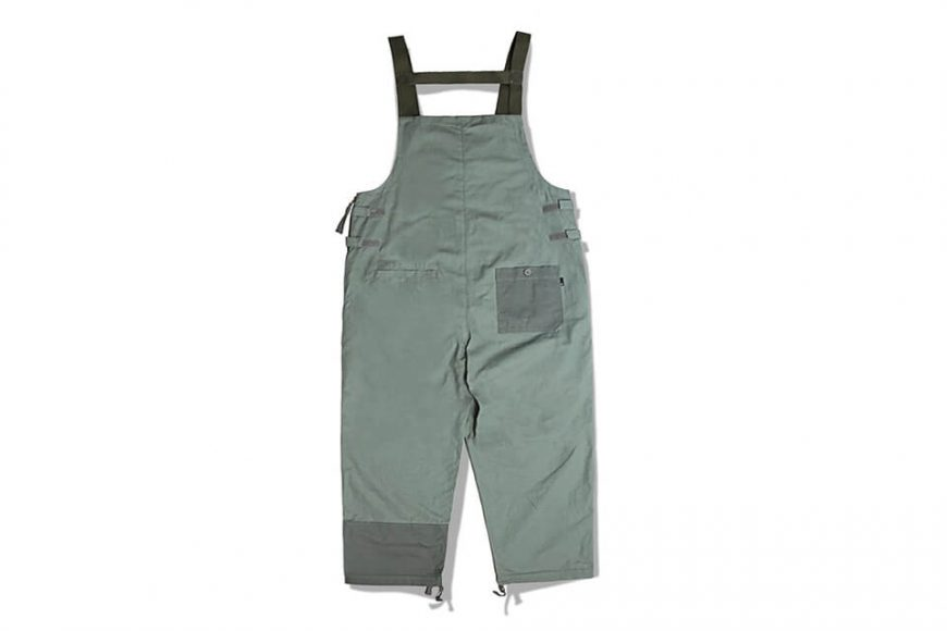 B-SIDE 19 SS Military Overalls (13)