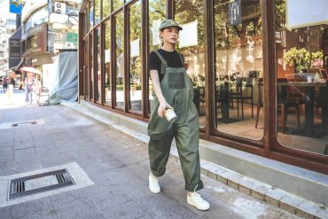 B-SIDE 19 SS Military Overalls (3)