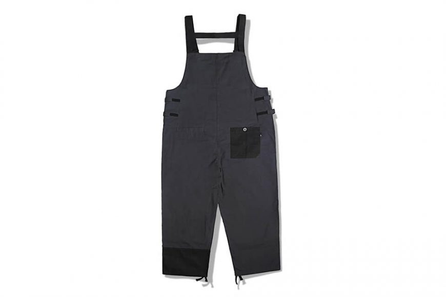 B-SIDE 19 SS Military Overalls (8)