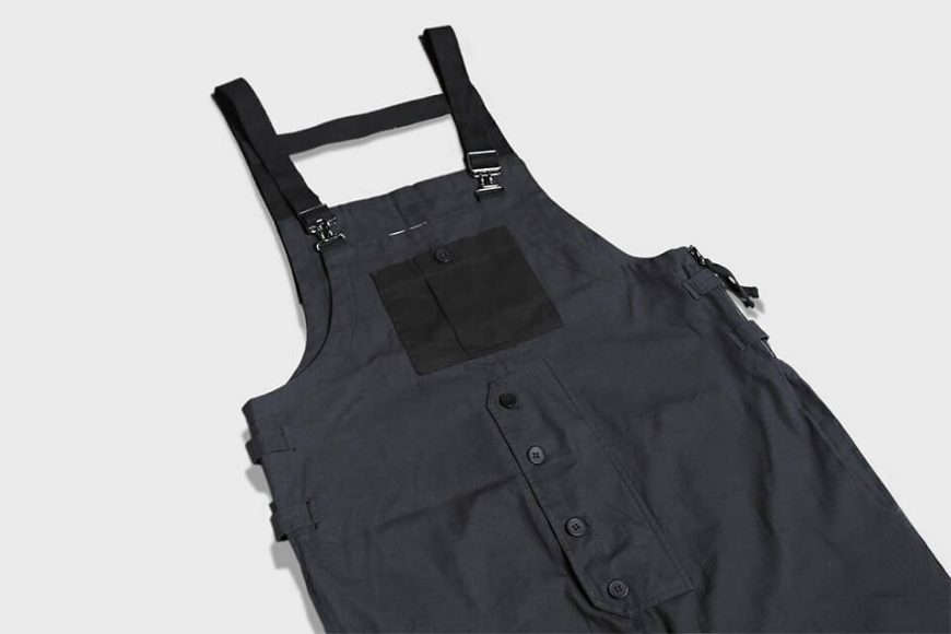 B-SIDE 19 SS Military Overalls (9)