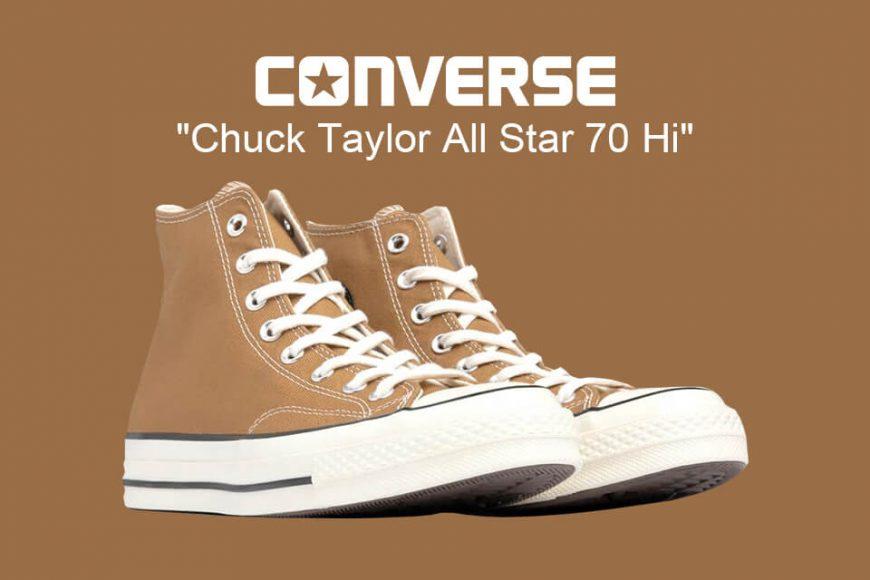 CONVERSE 19 FW 165032C Chuck Taylor All Star '70 Hi (1)