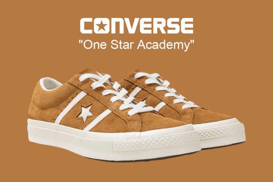 CONVERSE 19 FW 165041C One Star Academy (1)