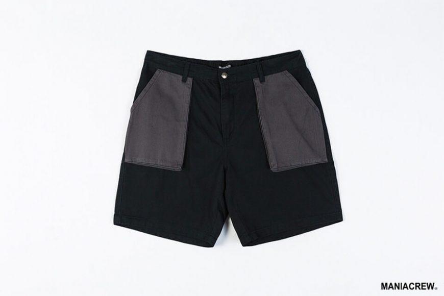 MANIA 19 SS 2 Tone Shorts (11)