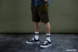 MANIA 19 SS 2 Tone Shorts (2)