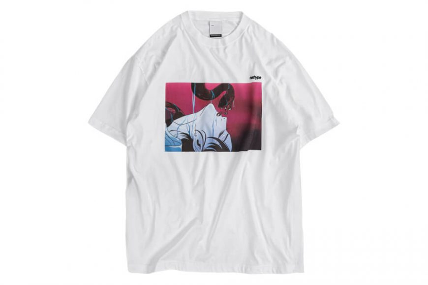 NEXHYPE 19 SS SLF Screaming 2019 T-Shirt (6)