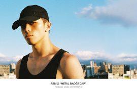REMIX 19 SS Metal Badge Cap (1)