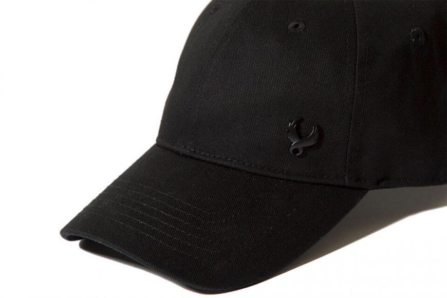REMIX 19 SS Metal Badge Cap (6)