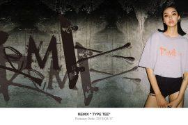 REMIX 19 SS Type Tee (1)