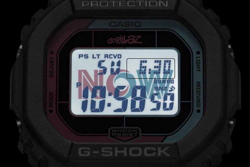 G-SHOCK x Gorillaz (5)