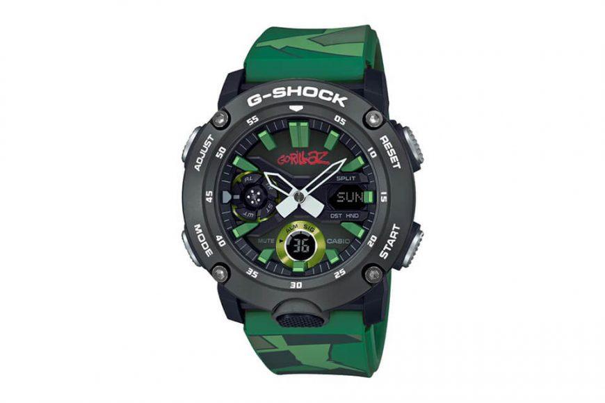 G-SHOCK x Gorillaz (9)