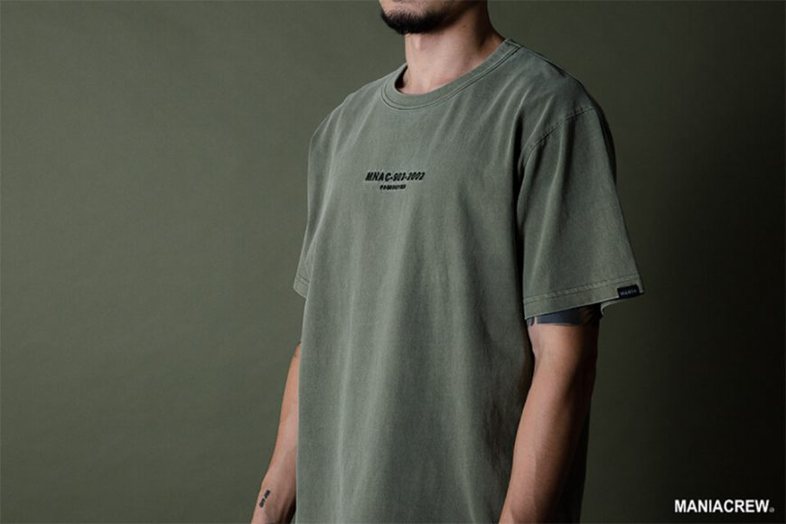 MANIA 19 SS Embroidery Tee (3)