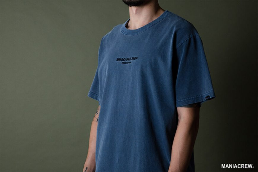 MANIA 19 SS Embroidery Tee (6)