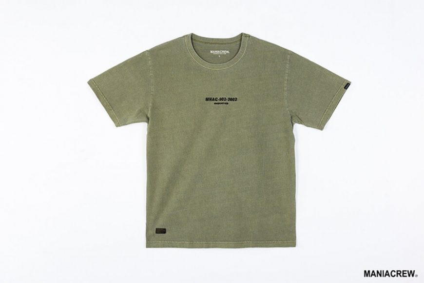MANIA 19 SS Embroidery Tee (7)