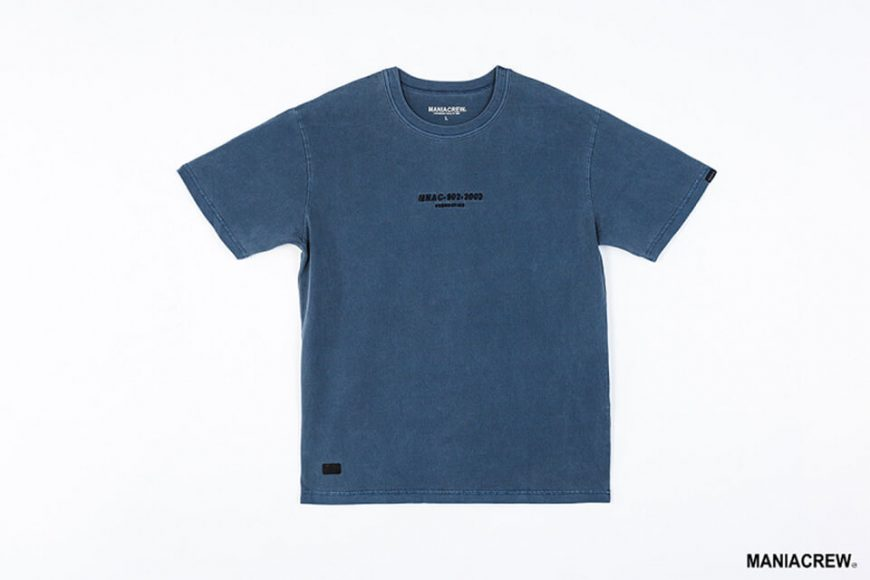 MANIA 19 SS Embroidery Tee (8)