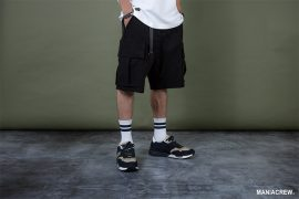 MANIA 19 SS Resiliently Cargo Shorts (2)