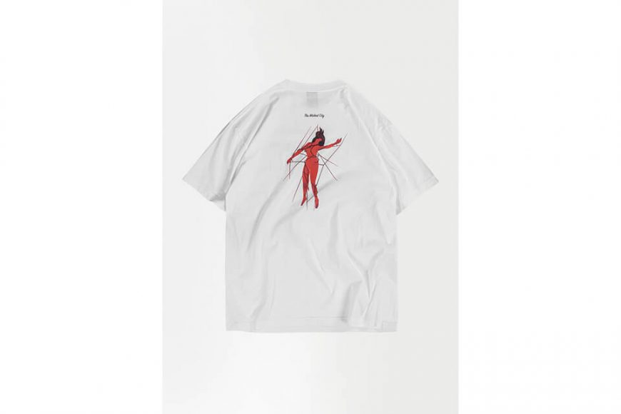 NEXHYPE 19 SS SLF Miki T-Shirt (10)